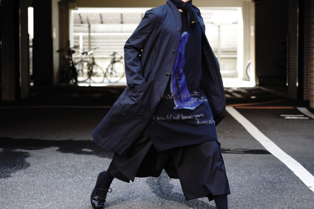 ARAKI YUU 20SS Atelier Coat