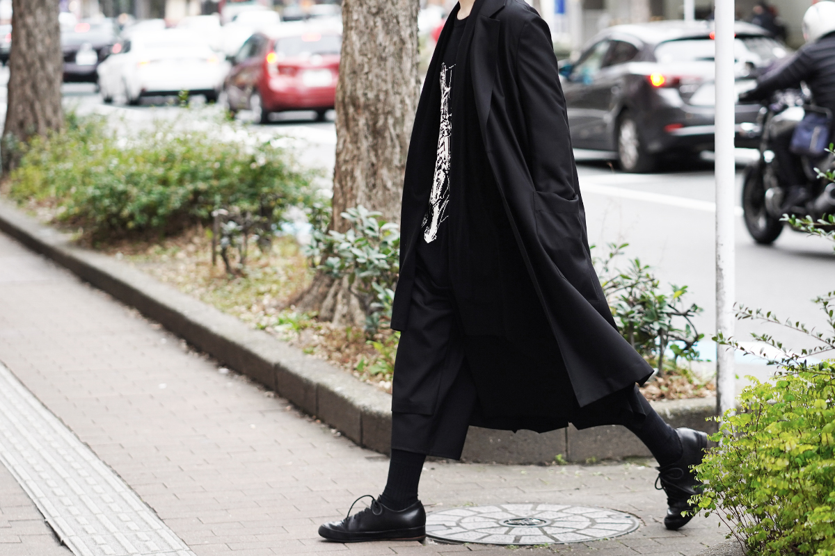 Ground Y 20SS Box Long Jacket