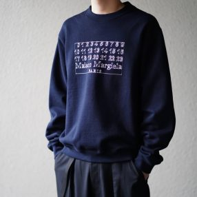 Maison Margiela   Embroidery Sweat