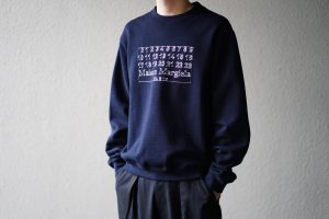 Maison Margiela   Embroidery Sweat