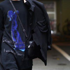 YOHJI YAMAMOTO 20SS Woman Jacquard Knit