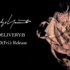 """""""YOHJI YAMAMOTO 20SS"""" -Delivery B- 1.10(Fri) Release Start !!!"""