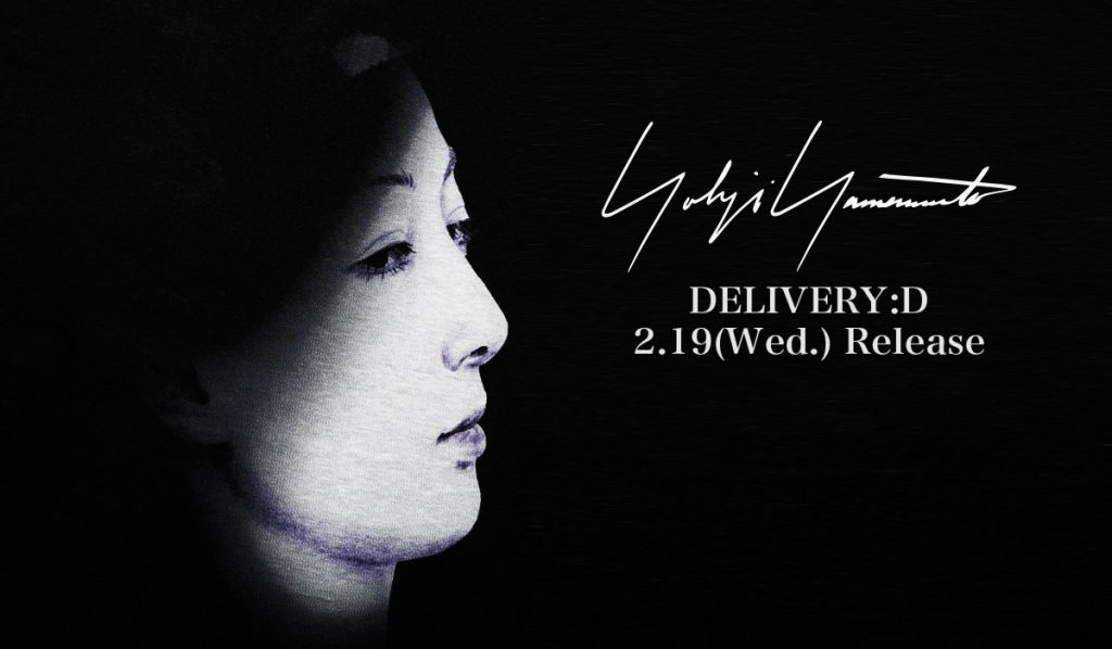 """YOHJI YAMAMOTO 20SS"" -Delivery D- 2.19(Wed) Release Start !!!"