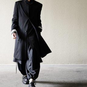YOHJI YAMAMOTO 20SS Doctor Jacket