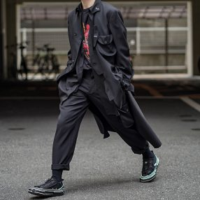 YOHJI YAMAMOTO 20SS Pocket Arrange Pants