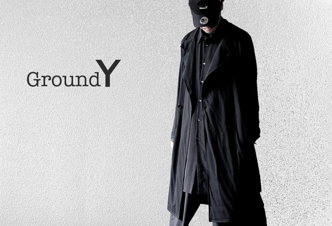 Ground Y 20SS New Arrival