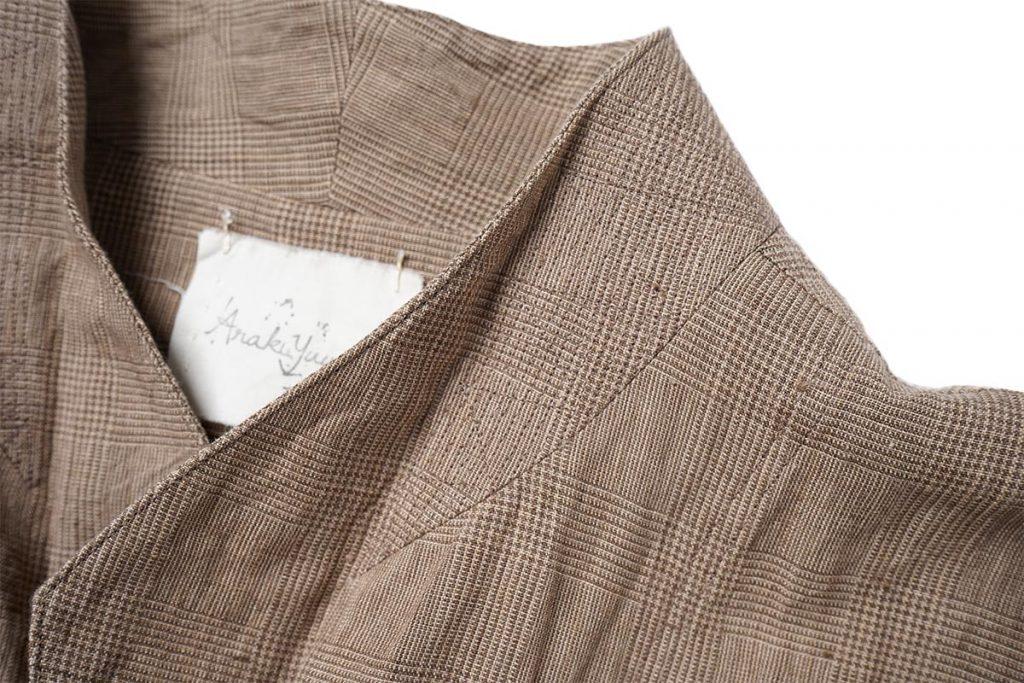 ARAKI YUU 20SS Worker Coat Special Edition