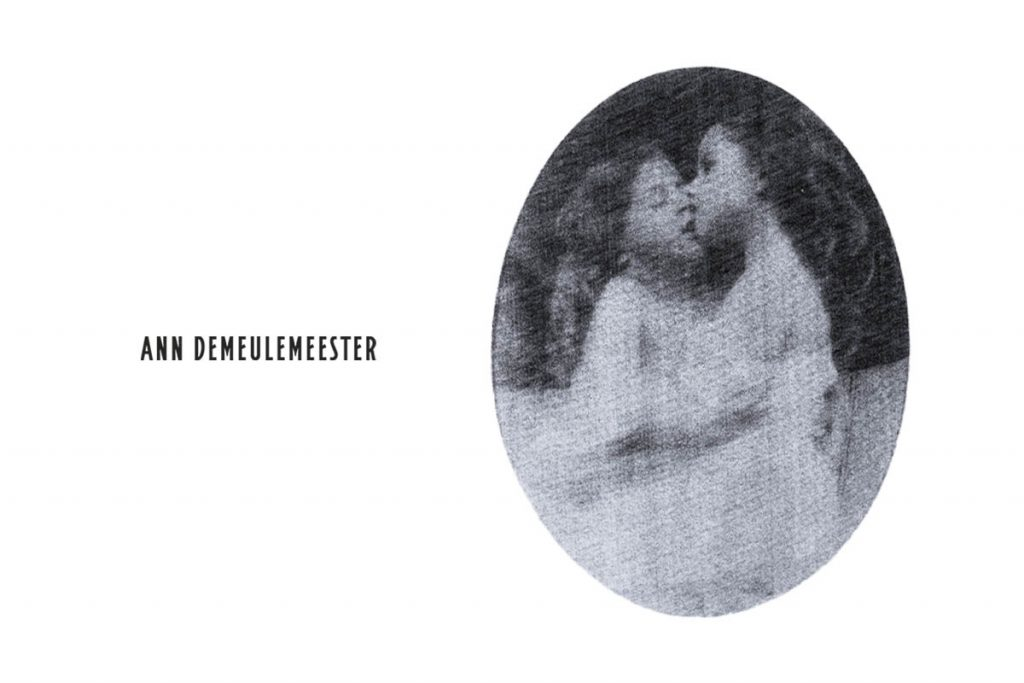 ANN DEMEULEMEESTER 20SS New Delivery