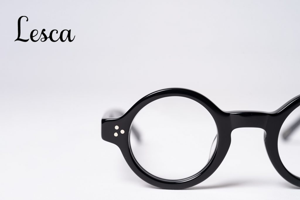 Lesca LUNETIER RE STOCK 「G Burt」「 Pica」
