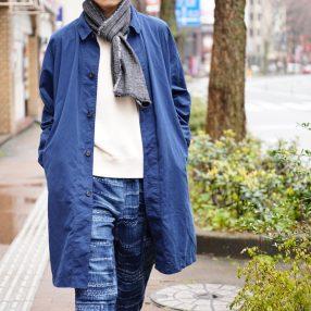 PORTER CLASSIC Weather Summer Coat & Cargo Pants