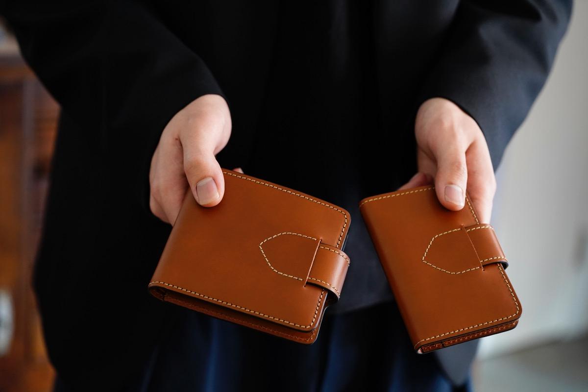 Maison Margiela  Bi-Fold Wallet& Bi-Fold Card Case