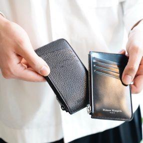 Maison Margiela Mini Coin & Card Wallet