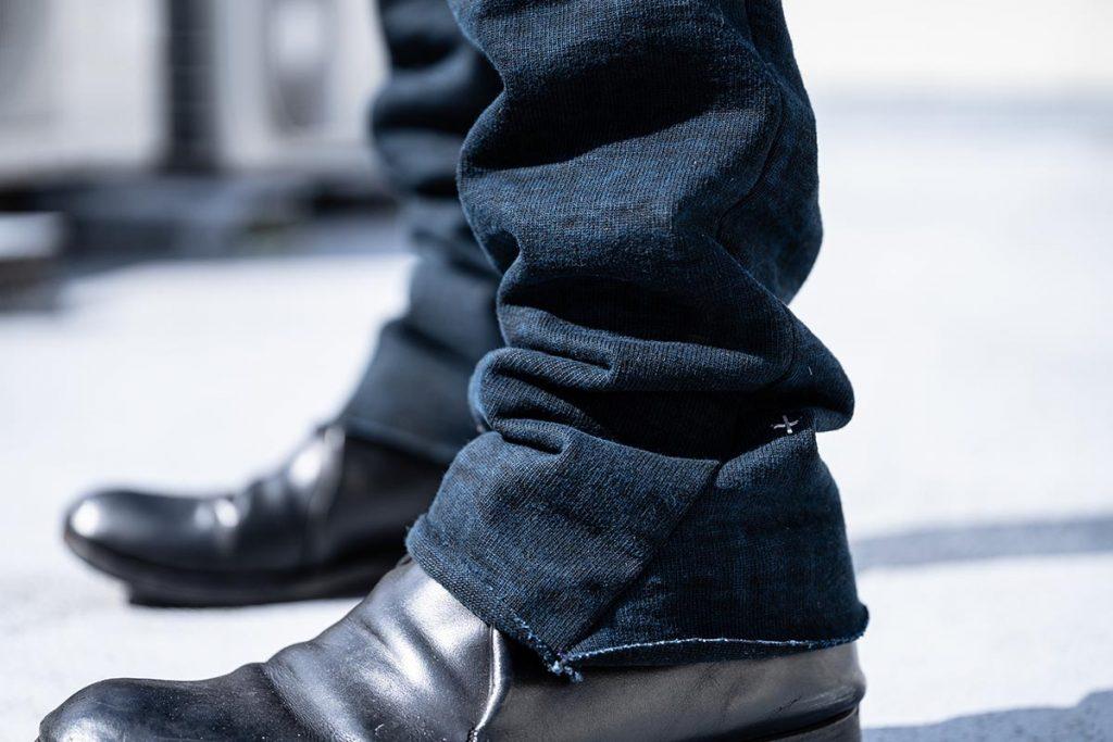 m.a+  Heavy Jersey 4 pocket tight pants