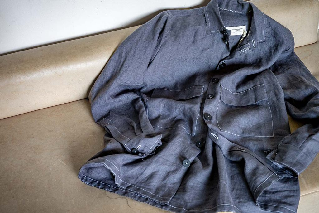 Maria Turri 20SS Shirt Jacket
