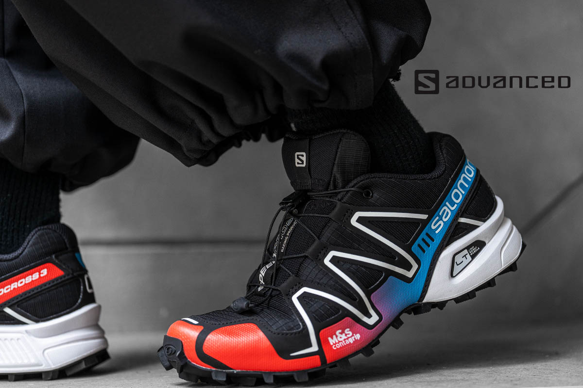 SALOMON ADVANCED SPEEDCROSS 3 AVD