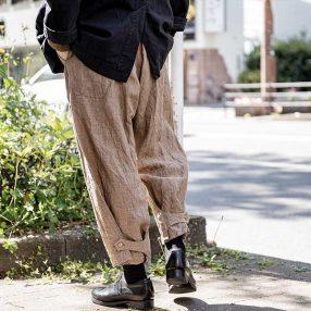 ARAKI YUU 20SS Baggy Pants Special Edition