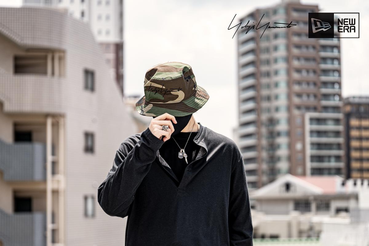 YOHJI YAMAMOTO × NEW ERA 20SS Stock Item