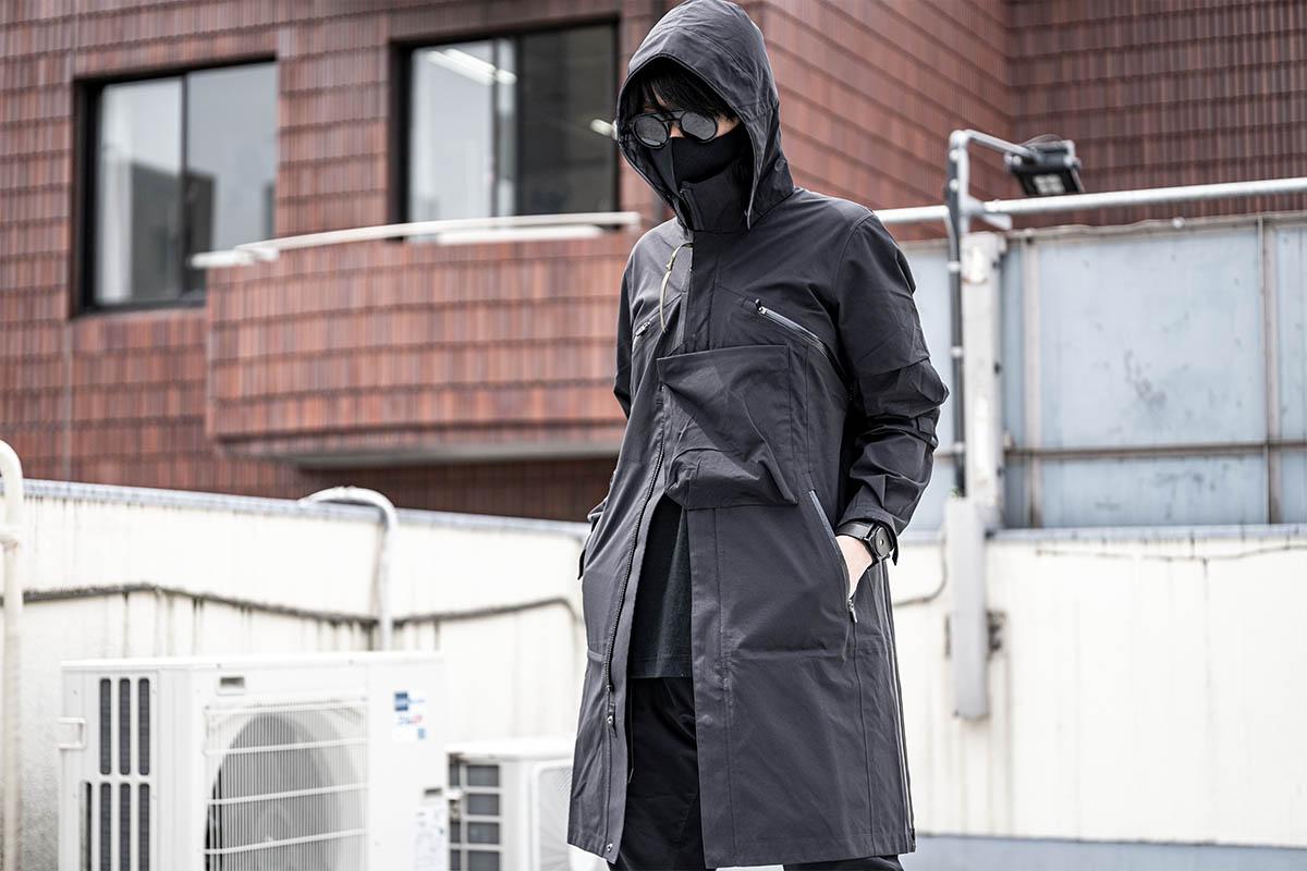 ACRONYM 3L Gore-Tex® Pro Interops Jacket (J1L-GT)