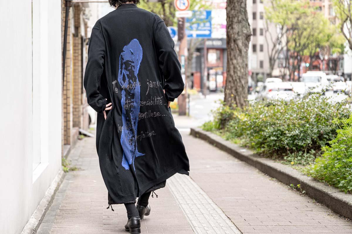YOHJI YAMAMOTO 20SS Recommend Style