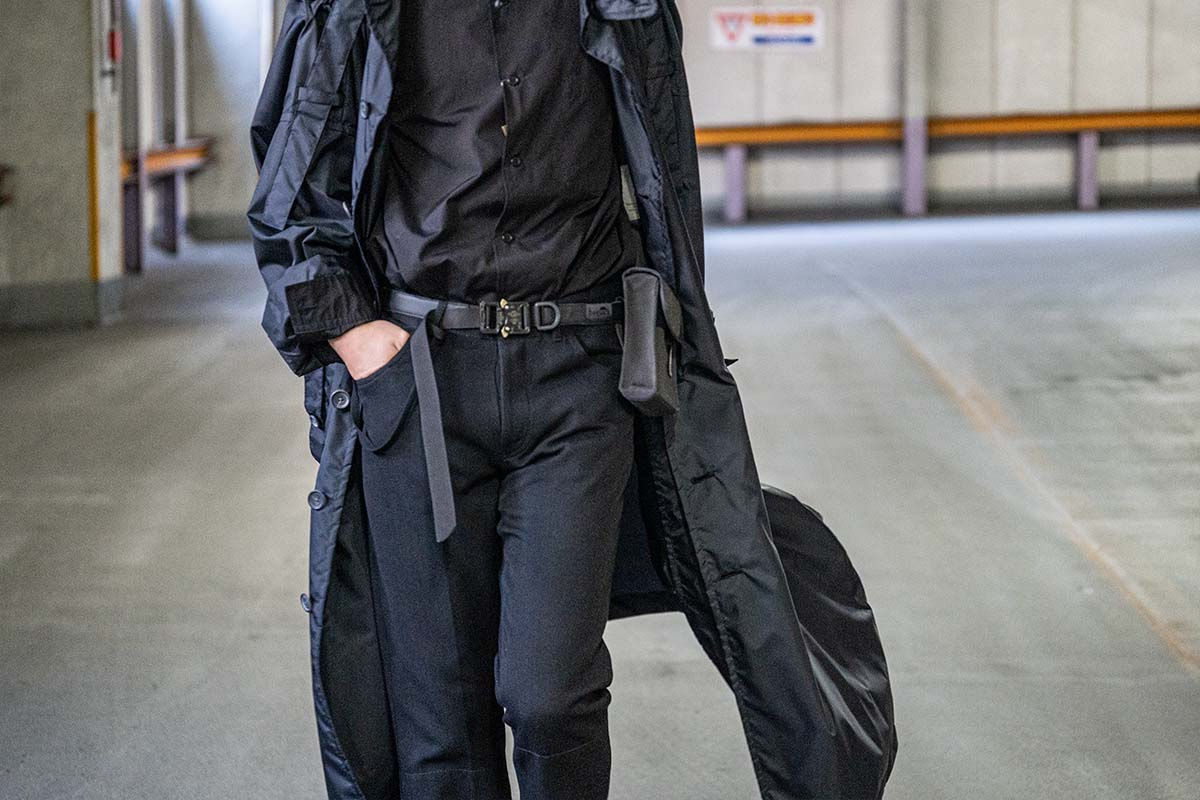 bagjack NXL 25mm Leather Belt