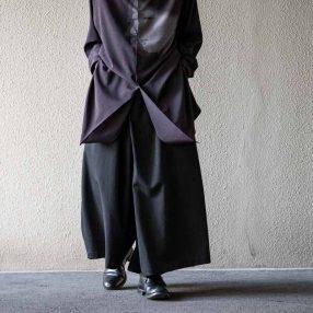 YOHJI YAMAMOTO Skirt Pants