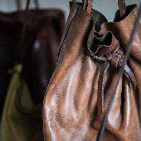 Isabella Stefanelli  Leather Bag Lineup