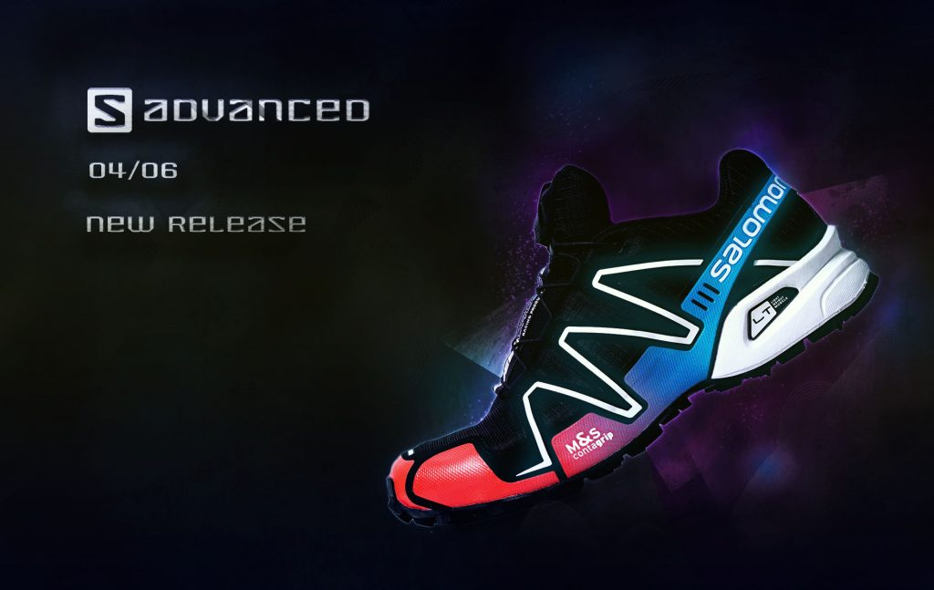 SALOMON ADOVANCED 20SSQ2 4.6(Mon) Release Start!!