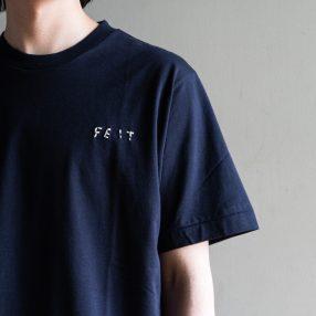 FEIT  Tubular Crewneck Sweat & Hand Sewn T-Shirt