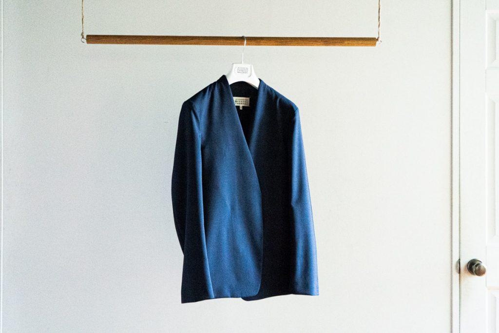 Maison Margiela  No Collar Jacket