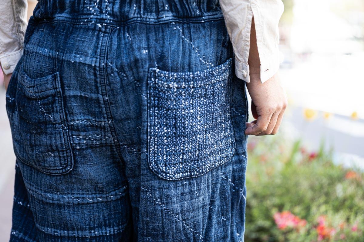 Porter Classic  Kogin Pants