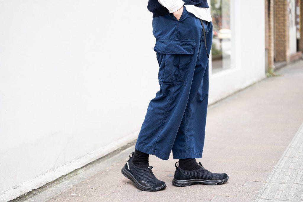 Porter Classic  Weather Cargo Pants