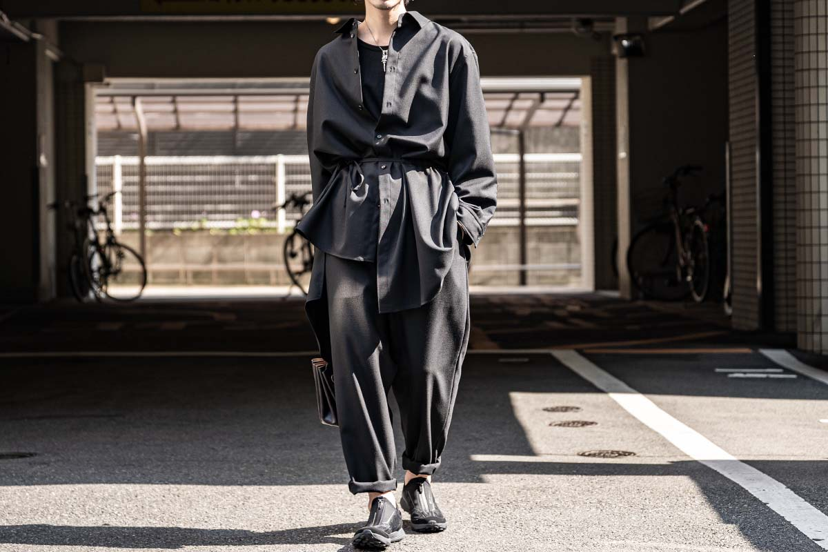 Ground Y 20ss Style vol.4 in May