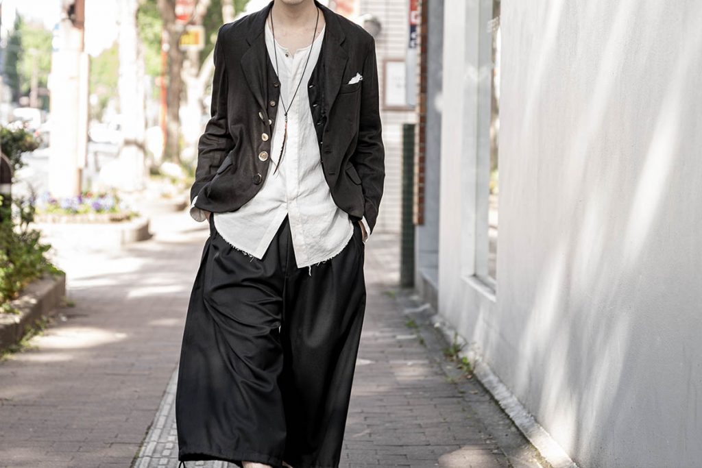 HUES 2nd floor 20SS Style Image vol.8 in May