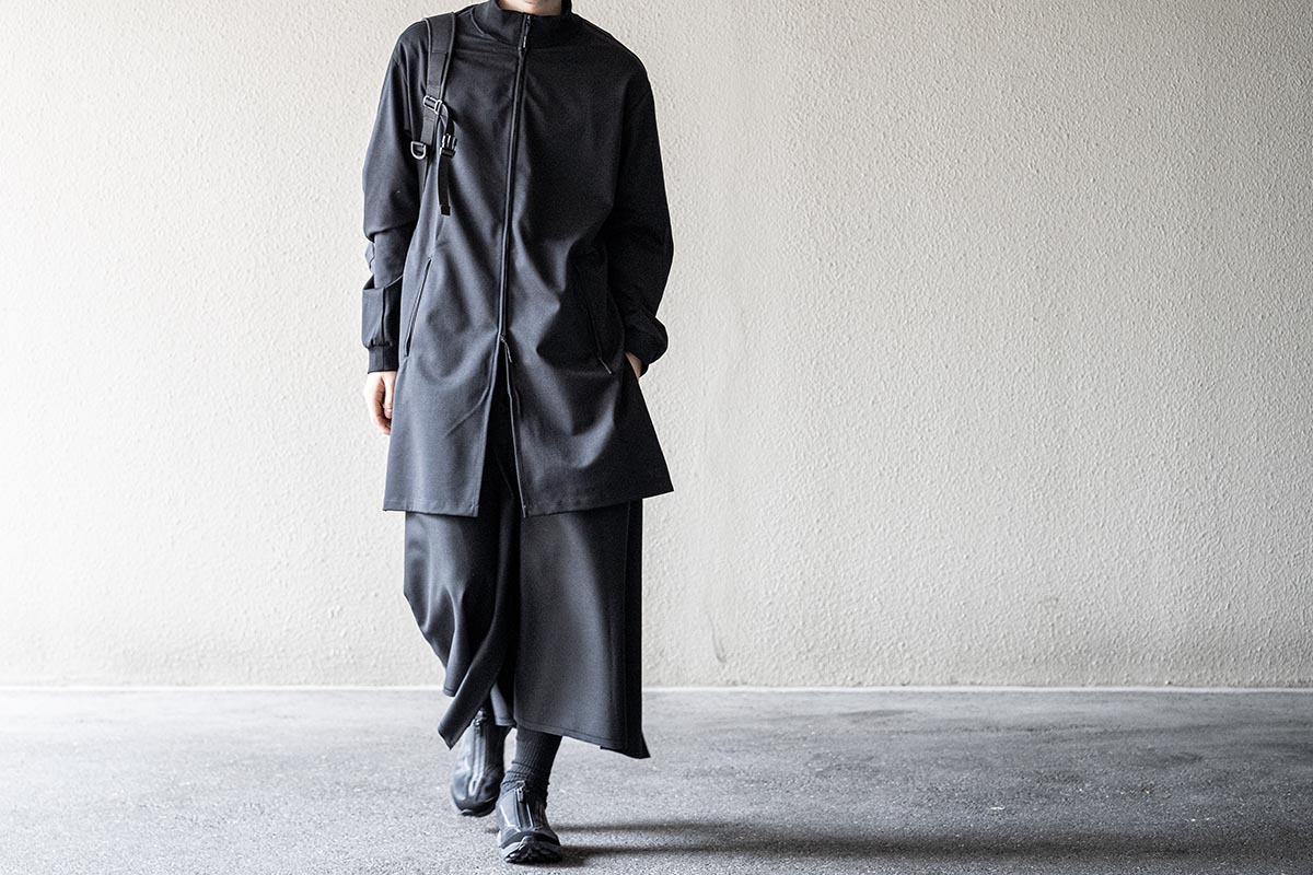 Y-3 Craft 3STP Long Track Top