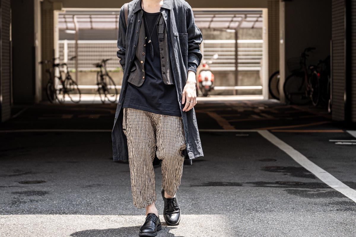 HUES 2nd floor 20SS Style Image vol.10 in May