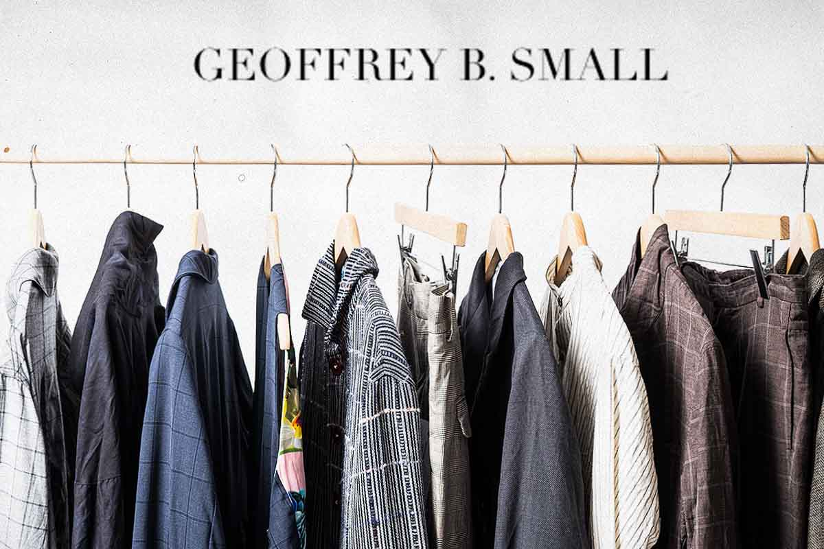 Geoffrey B.Small 2020Spring&Summer Collection Line up