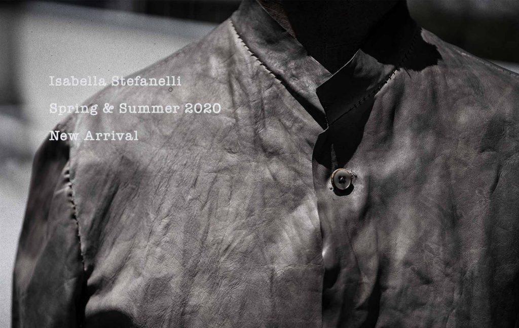 Isabella Stefanelli  Spring&Summer 2020 new release