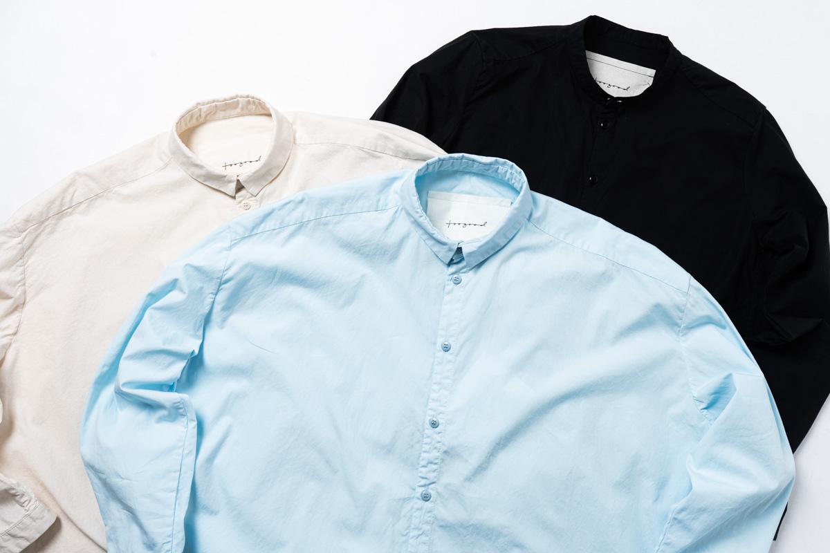 toogood  The Draughtsman Shirt  & The Botanist Shirt