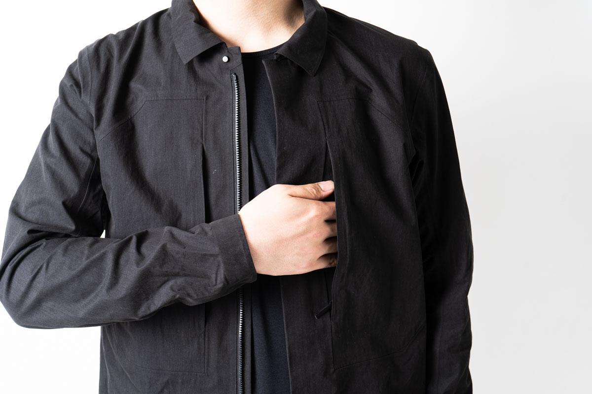 ARC'TERYX VEILANCE  Blazer LT / Eigen Comp Jacket / Component Overshirt