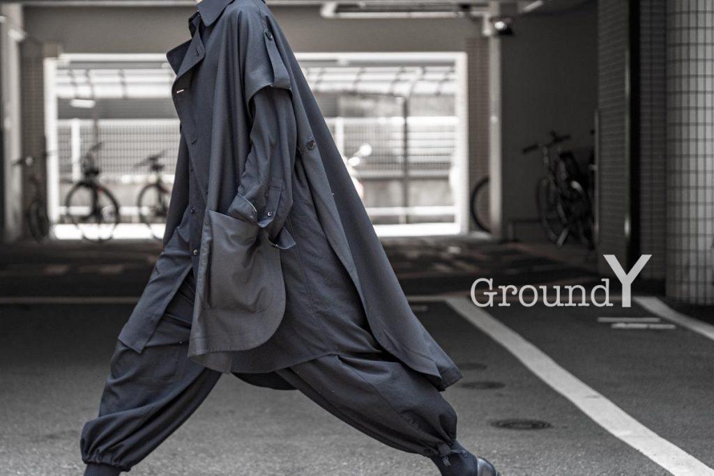 Ground Y 20SS Gabardine Item Collection