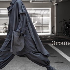Ground Y 20SS Gabardine Item Collection