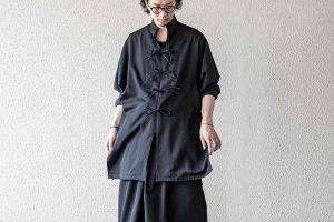 YOHJI YAMAMOTO 20SS Style Image
