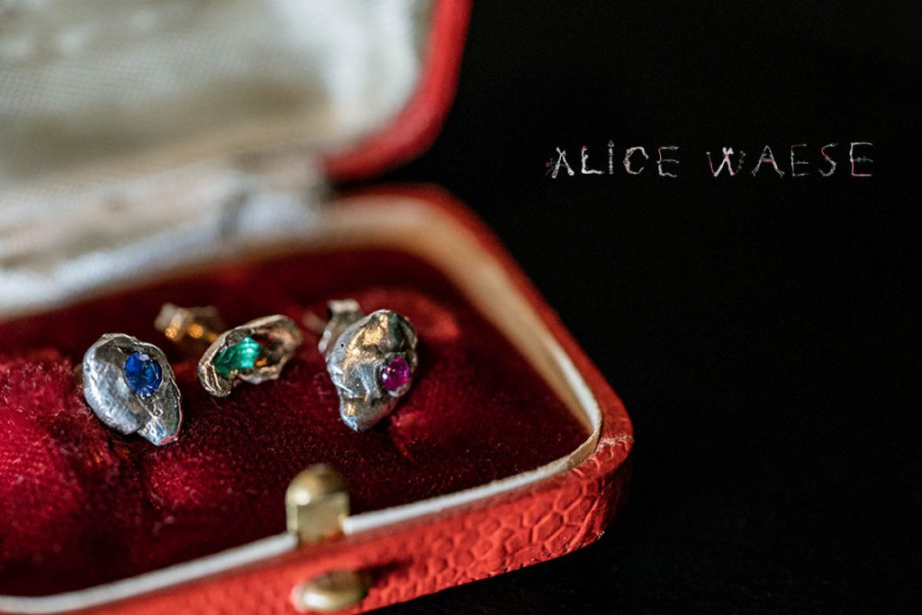 ALICE WAESE Jewelry Pierce