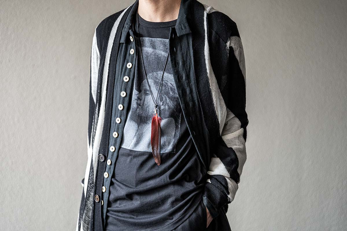 ANN DEMEULEMEESTER 20SS Style Image