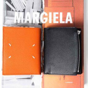 MAISON MARGIELA Bi-Fold Large Wallet