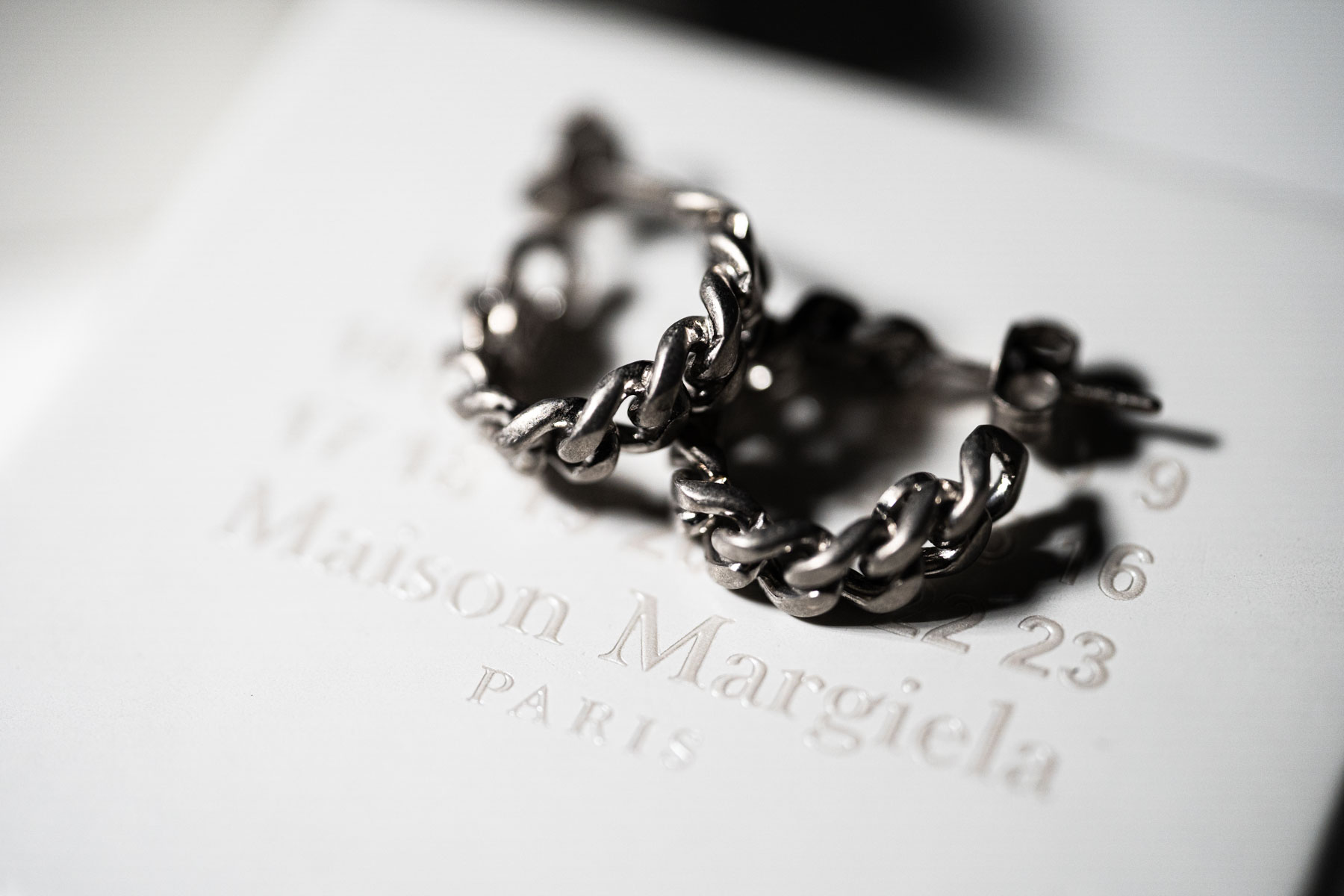 Maison Margiela  Chain Pierce