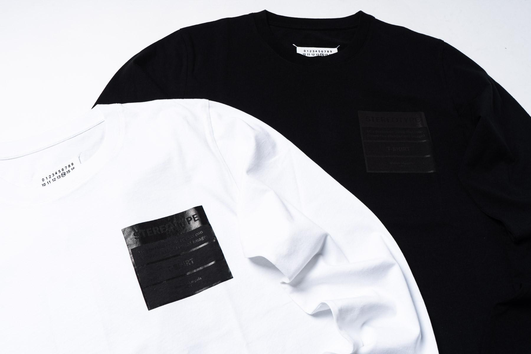 Maison Margiela Stereo Type long sleeve t-shirt