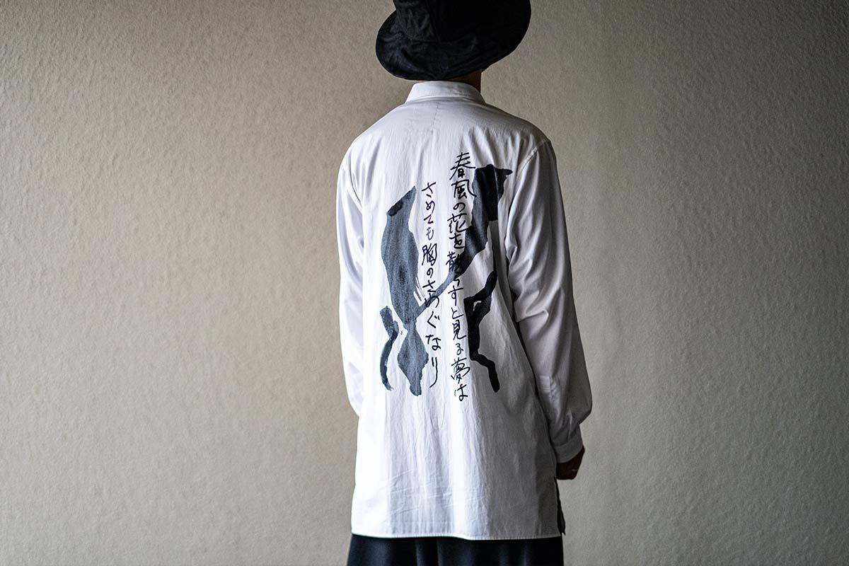 YOHJI YAMAMOTO 20SS FINAL SALE PICK UP ITEM