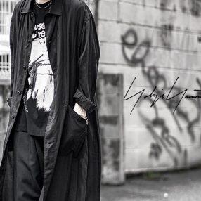 YOHJI YAMAMOTO 20-21AW New Delivery Style Image