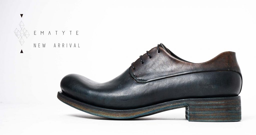 EMATYTE  Derby Shoes Horse Culatta leather